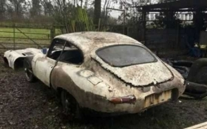 For Real? Jaguar Abandoned For 20Yrs To Be Sold For N24m (Photos)